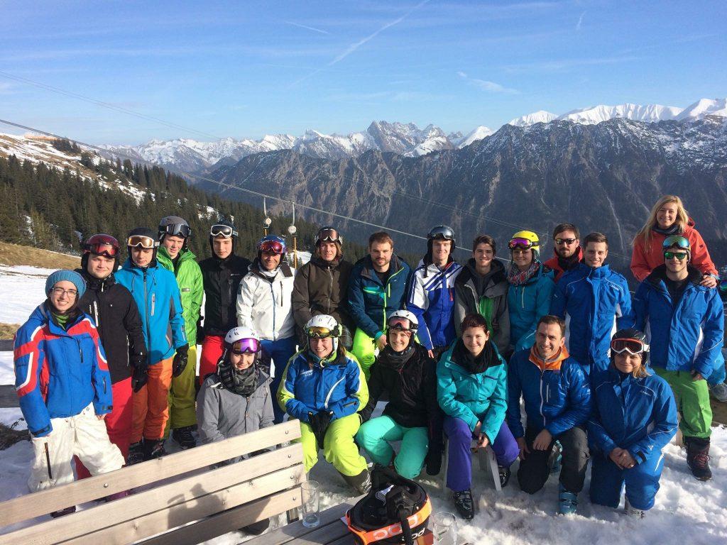 Fortbildung, Obertauern 2015